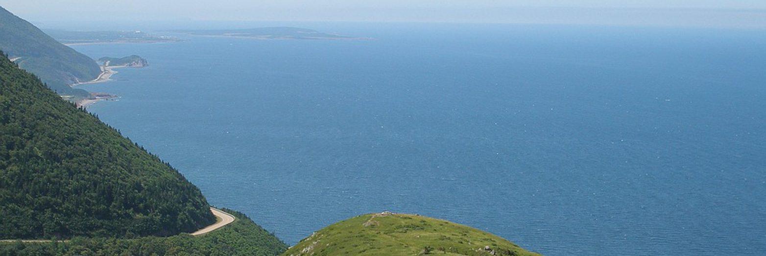 Cape Breton- Cabot Trail-sliver