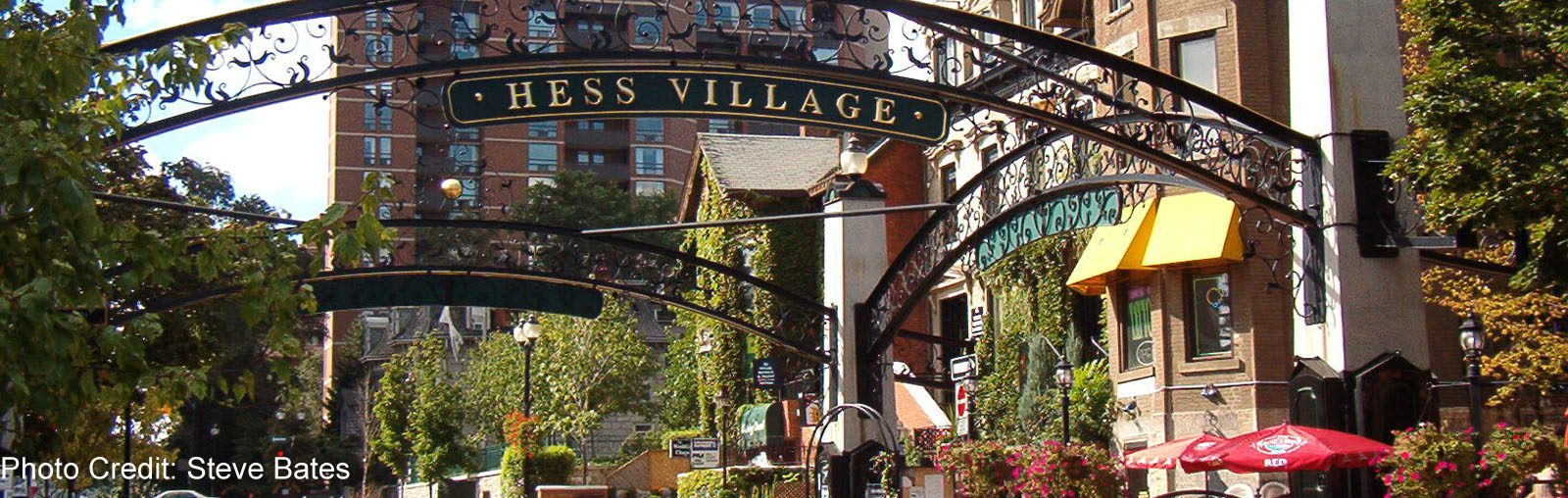 Hamilton - Hess Village area - sliver (Steve Bates)