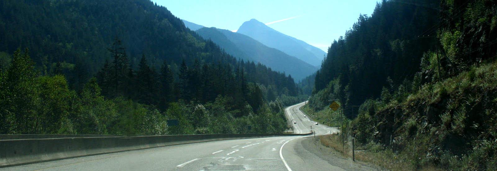 Hope-Highway 3 East -sliver