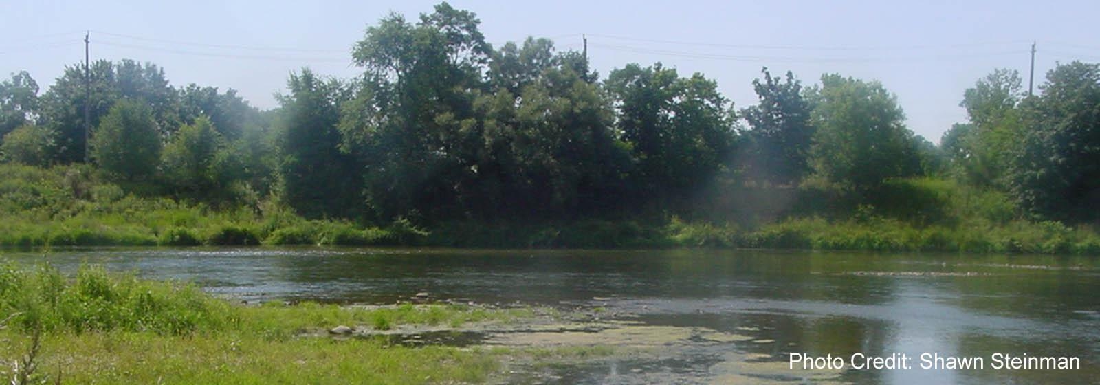 Kitchener-lakes in the park- sliver (Shawn Steinman)