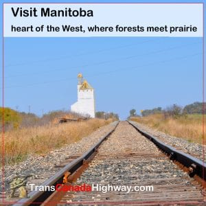 Visit Manitoba. Heart of the west, where forests meet prairie