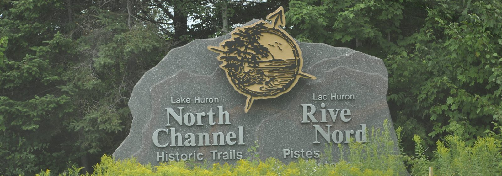 North Channel of Lake Huron, above Manitouline Island