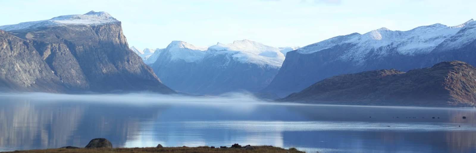 Nunavut-Pangnirtung Fijord (Isaac Demeestger) sliver