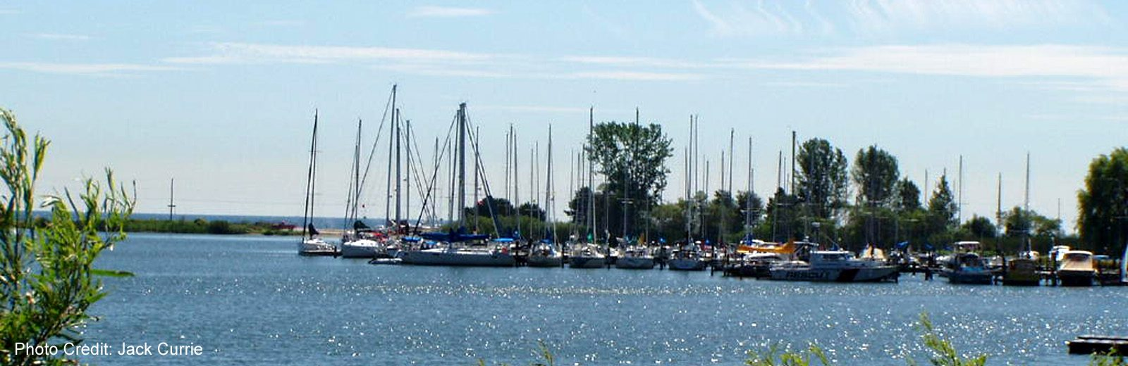 Pickering - Frenchmans Bay Marina -sliver (Jack Currie)