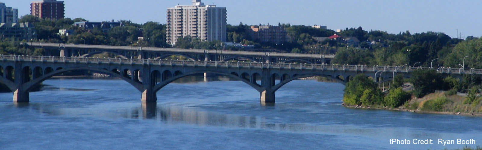 Saskatoon - Bridges view - sliver (Ryan Booth)