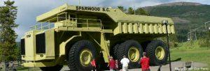 Sparwood - World's Biggest Truck - sliver jpg