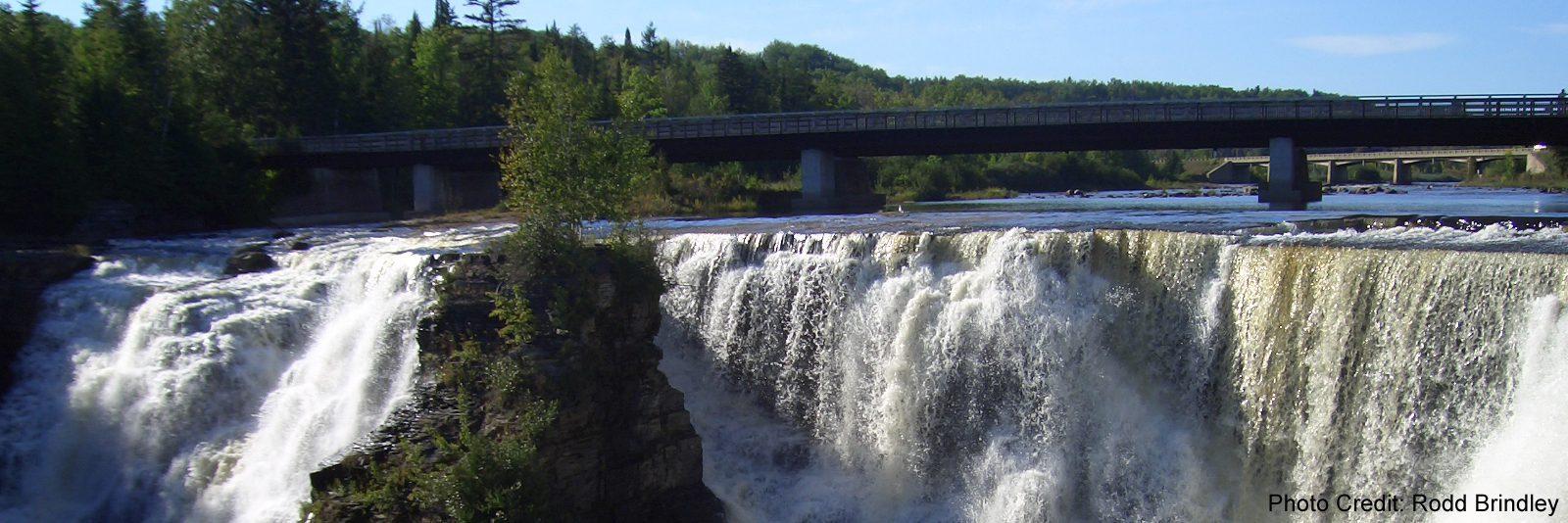 Thunder Bay - Kakabeka Falls (Photo Credit Rodd Brindley)