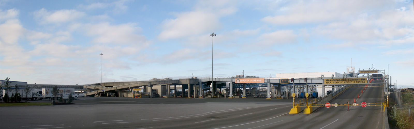 Tsawwassen - BC Ferries Loading Dock -liver (Mark Ruthenberg)