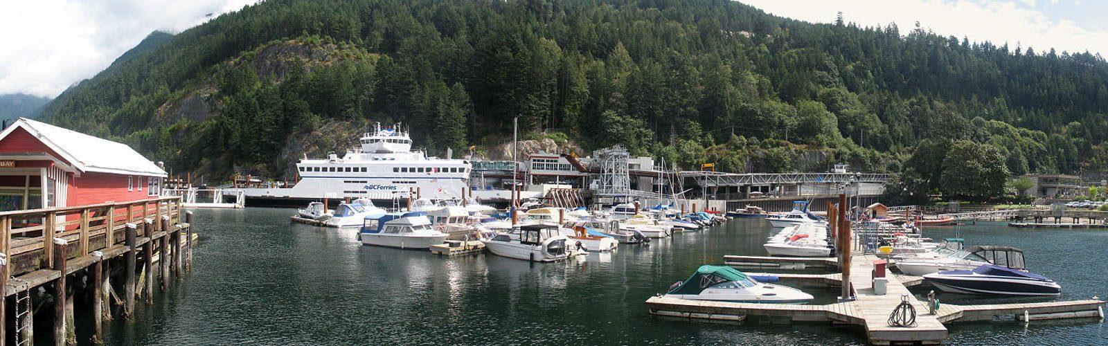 Vancouver - Horseshoe Bay Panorama - sliver (MarkRuthenberg)