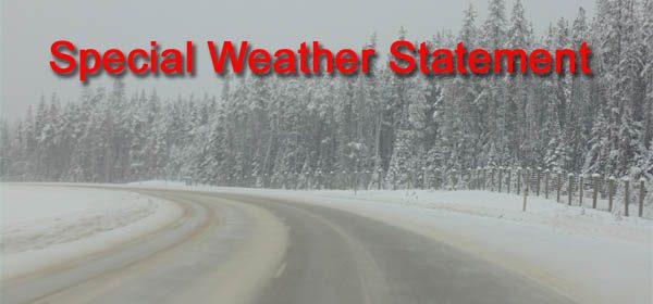 Weather-Special Weather Statement