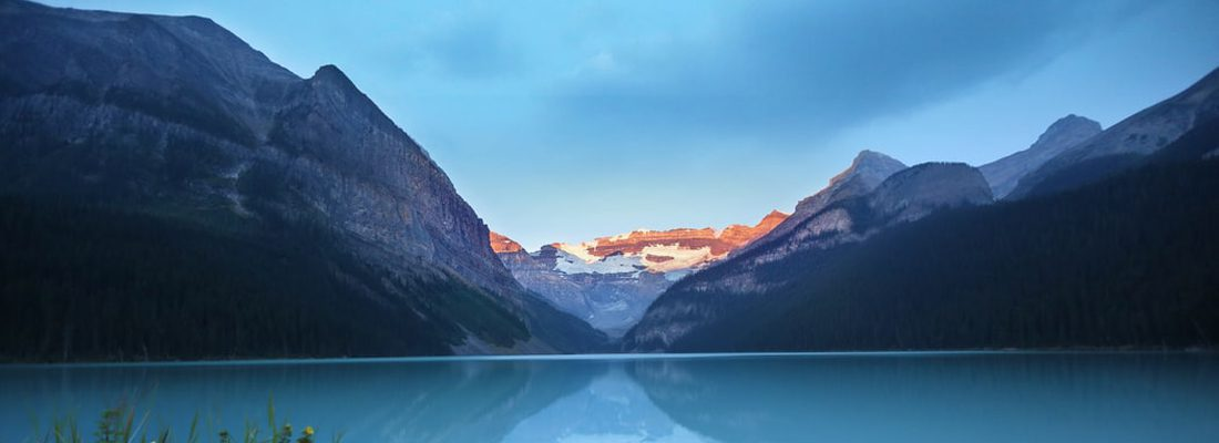 Lake Louise-Calm Reflection - Roberti Nickson