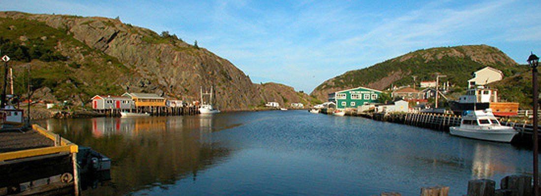 Newfoundland-Quidi Vidi Gut (photo by Mike Mahoney)