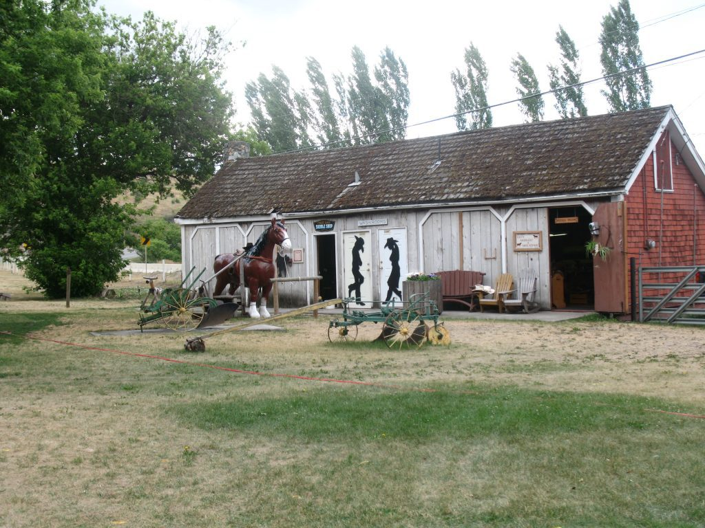 Armstrong-Okeefe Ranch-Barns