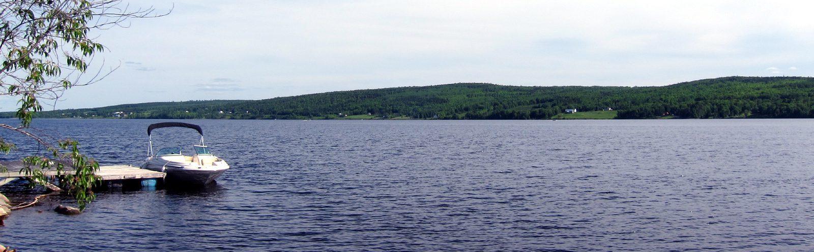 New Brunswick - Saint John River sliver