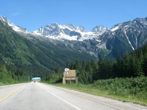Rogers Pass in Glacier National Park