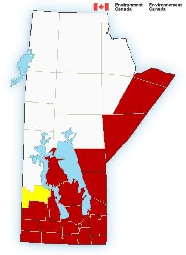 Manitoba Weather June 28 2020