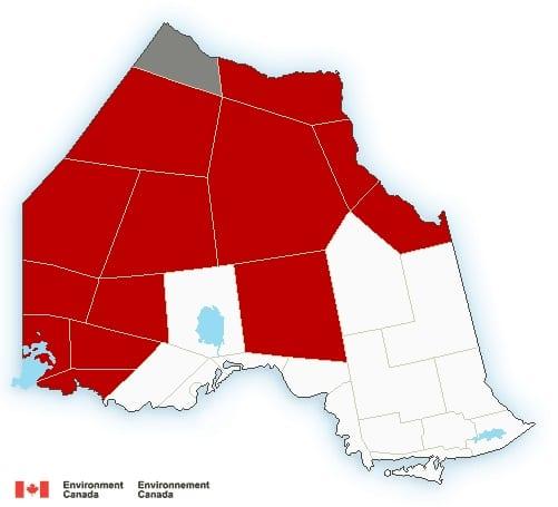 Ontario Weather June 28 2020