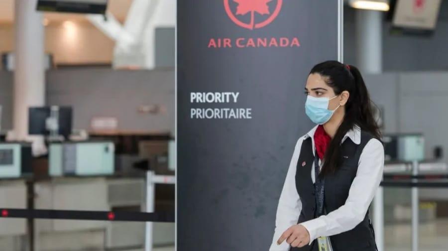 COVID - Air Canada Layoffs-20200320