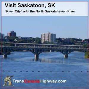 Saskatoon, Saskatchewan - River City
