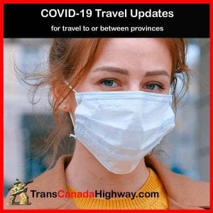 COVID-19 travel updates