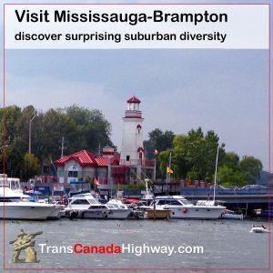 Mississauga-Brampton discover surprising suburban diversity