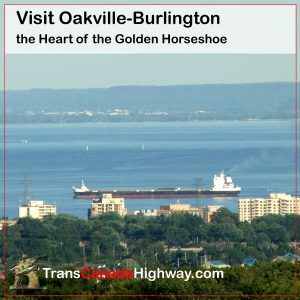 Oakville-Burlington ON-heart of the Golden Horseshoe