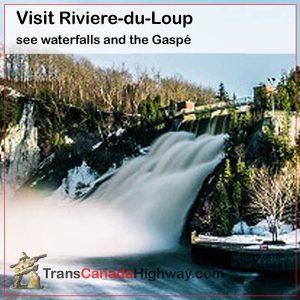 Riviere du Loup, Quebec--IG