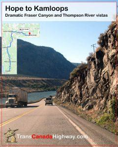 BC-Itinerary - Hope to Kamloops
