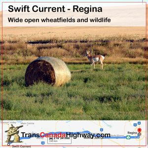 SK-Itinerary - Swift Current- Regina